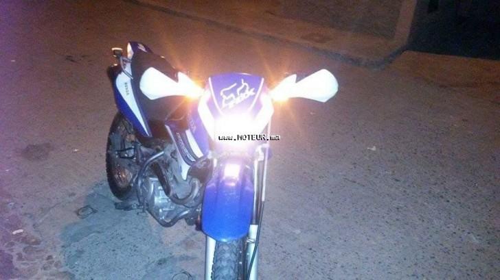 Moto au Maroc HONDA Bros 125 - 132712