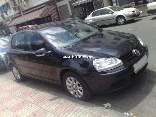 volkswagen golf 5 1 9 tdi 2005 diesel 13535 occasion casablanca maroc. Black Bedroom Furniture Sets. Home Design Ideas