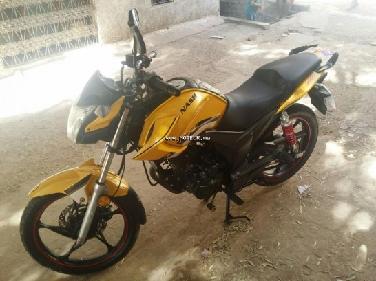Moto au Maroc AUTRE Autre 125cc - 133380