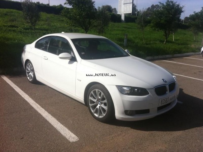 bmw coupe 320d 2008 diesel 43751 occasion casablanca maroc. Black Bedroom Furniture Sets. Home Design Ideas