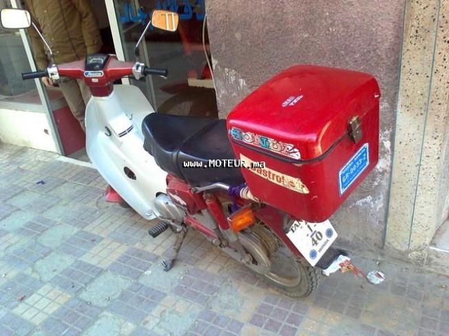 Moto au Maroc HONDA C70 70 - 124710