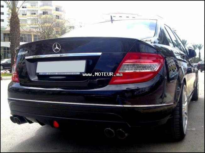 mercedes classe c brabus d3s 220 cdi 2010 diesel 22911 occasion rabat maroc. Black Bedroom Furniture Sets. Home Design Ideas