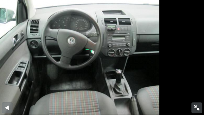 volkswagen polo 1 4 tdi bluemotion 2010 diesel 46705 occasion marrakech maroc. Black Bedroom Furniture Sets. Home Design Ideas