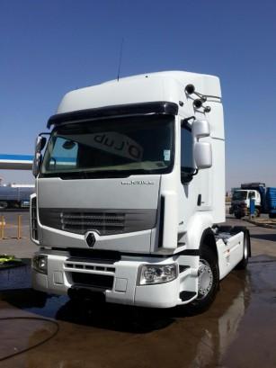 شاحنة في المغرب 460 dxi - 123051
