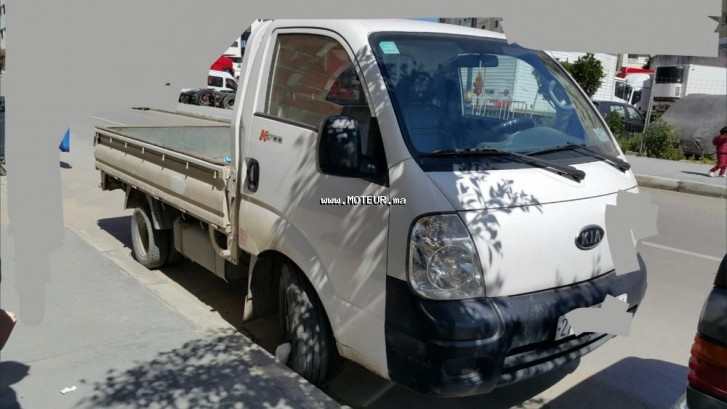 شاحنة في المغرب كيا ك2700 Pick up - 123038