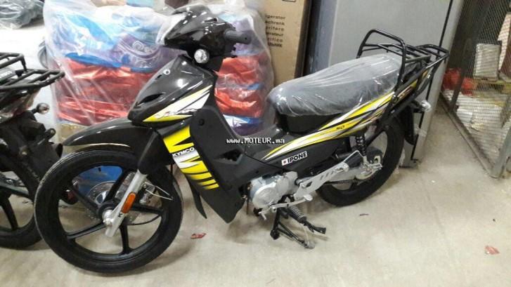 Moto au Maroc KYMCO Visa - 133939