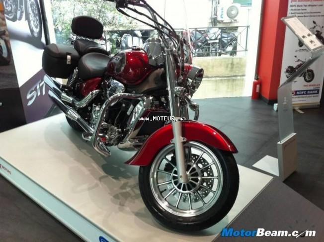 Moto au Maroc HYOSUNG St 7 - 126345