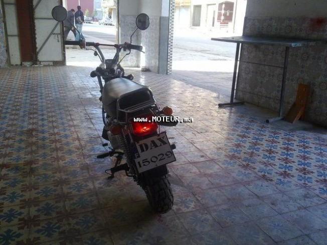 Moto au Maroc HONDA Dax 70cc 4 vitesses - 125246