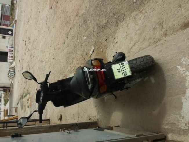 Moto au Maroc MBK Booster 49cc - 133631