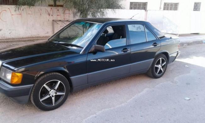 mercedes 190 1992 diesel 111674 occasion agadir maroc. Black Bedroom Furniture Sets. Home Design Ideas