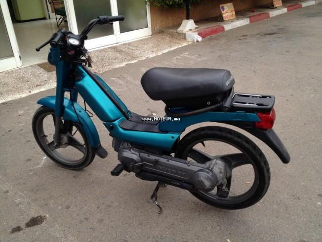 دراجة نارية في المغرب بيجو فوكس 49 r - 132358
