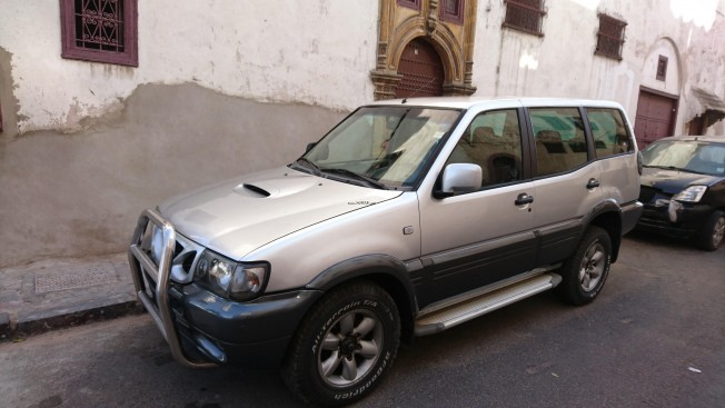 nissan terrano 2 7 tdi 2002 diesel 60529 occasion casablanca maroc. Black Bedroom Furniture Sets. Home Design Ideas