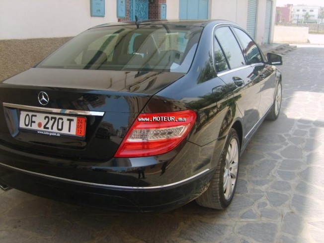 mercedes classe c 220 cdi 2010 diesel 31875 occasion nador maroc. Black Bedroom Furniture Sets. Home Design Ideas