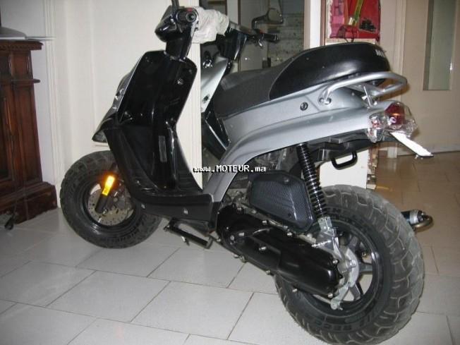 Moto au Maroc YAMAHA Bws Spirit - 132696