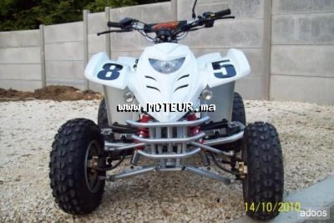 Moto au Maroc ADLY Activator 125 - 125625