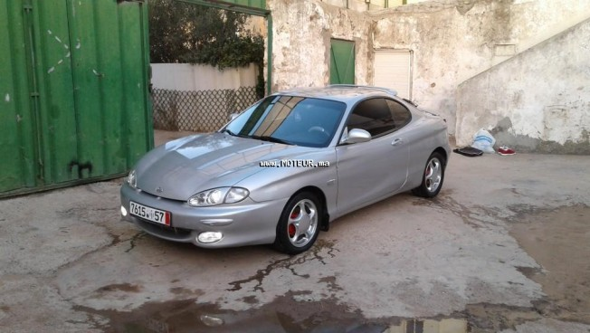 hyundai coupe 2000 essence 107705 occasion casablanca maroc. Black Bedroom Furniture Sets. Home Design Ideas