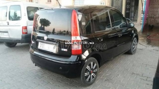 fiat panda 2011 essence 108133 occasion casablanca maroc. Black Bedroom Furniture Sets. Home Design Ideas