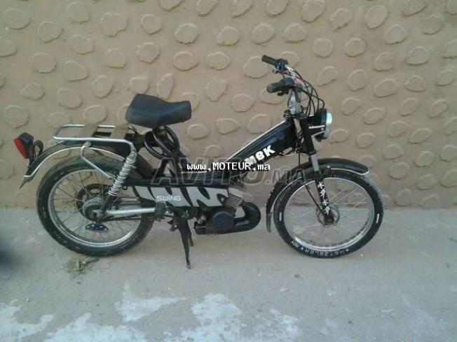 دراجة نارية في المغرب - 132437