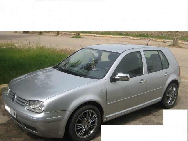 volkswagen golf 4 tdi 1 9 2001 diesel 11421 occasion rabat maroc. Black Bedroom Furniture Sets. Home Design Ideas