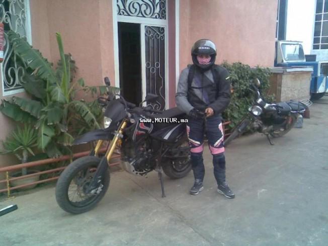 دراجة نارية في المغرب ريمكو رس Rymco rc 125 - 127074