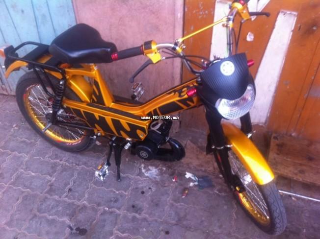 دراجة نارية في المغرب 70r - 132571