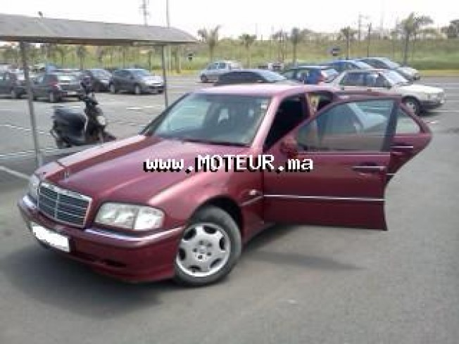 mercedes classe c c 220 cdi 1997 diesel 47557 vendre casablanca. Black Bedroom Furniture Sets. Home Design Ideas