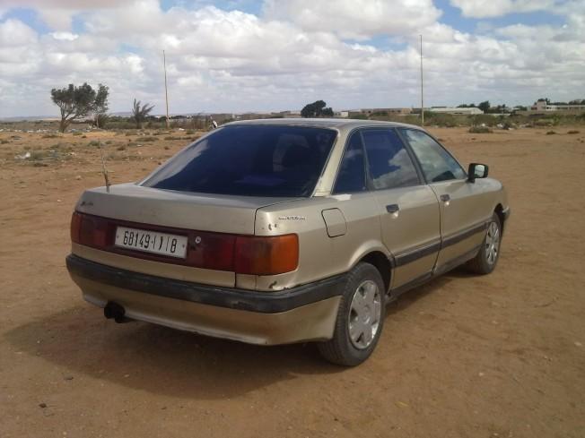 سيارة في المغرب AUDI 80 - 114288