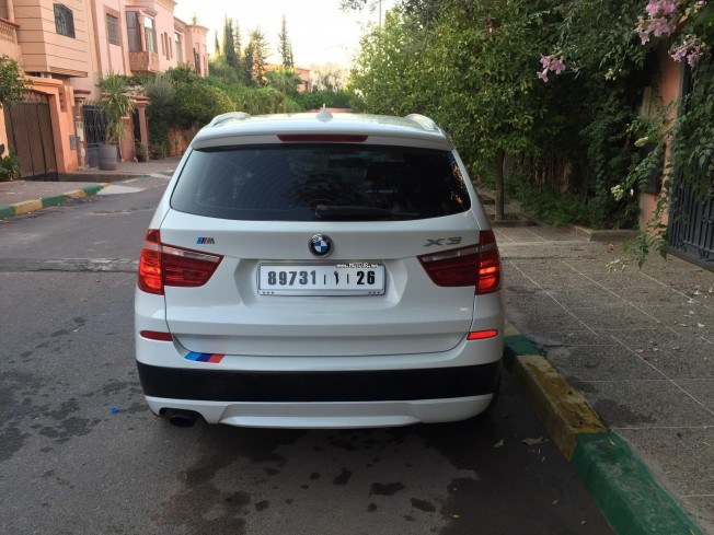 Voiture au Maroc BMW X3 - 118621
