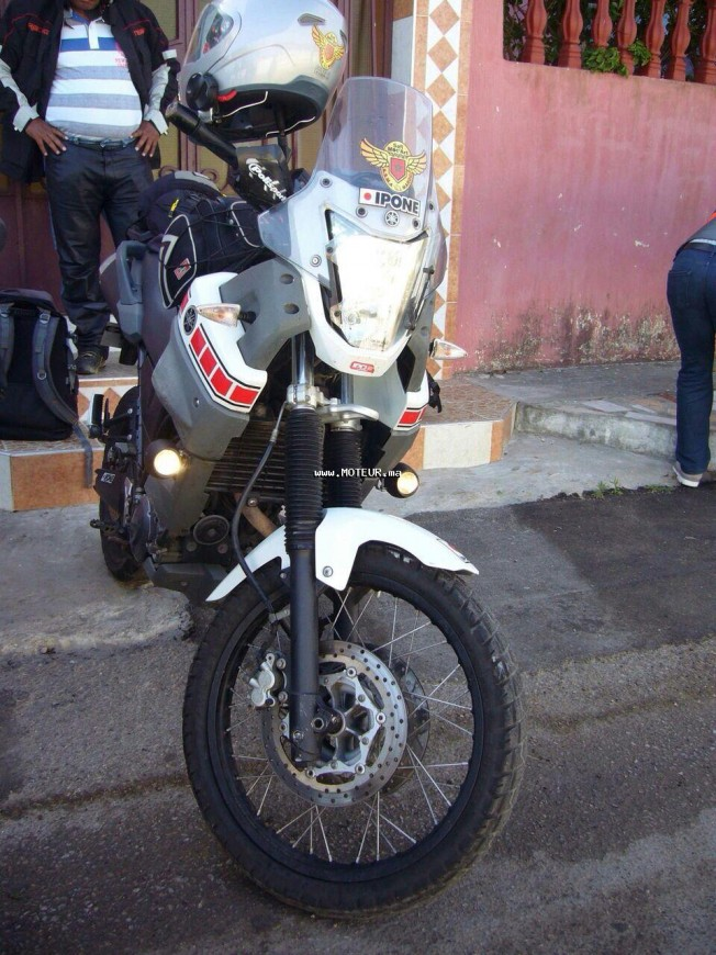 Moto au Maroc YAMAHA Xtz Xtz 660 tenere - 133278