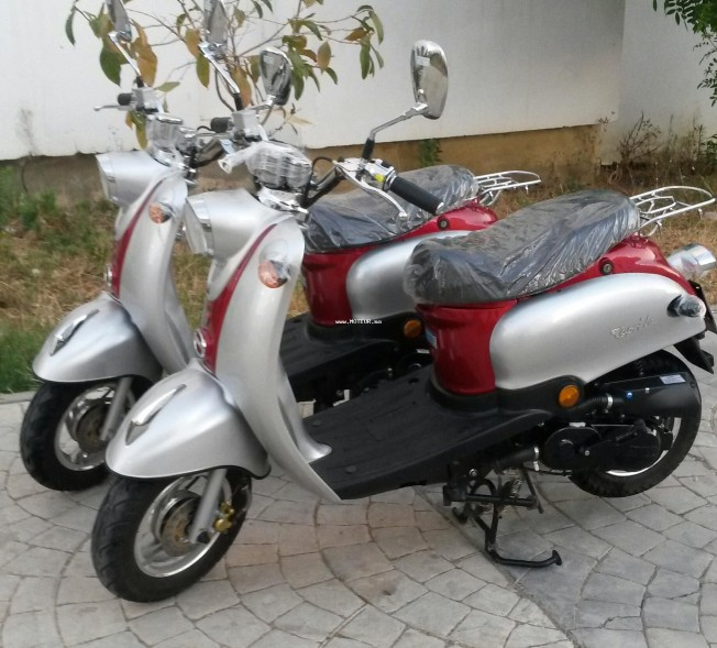 Moto au Maroc GARELLI Capri Lx50 - 133982