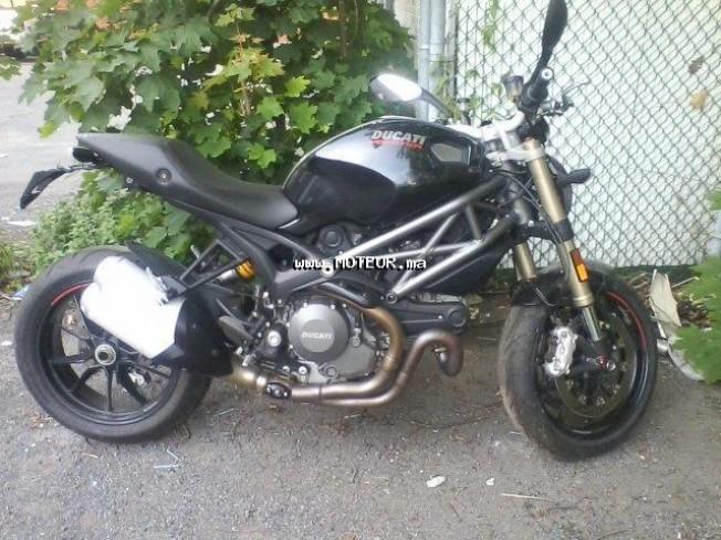 Moto au Maroc DUCATI Monster 1100 1100 - 131938
