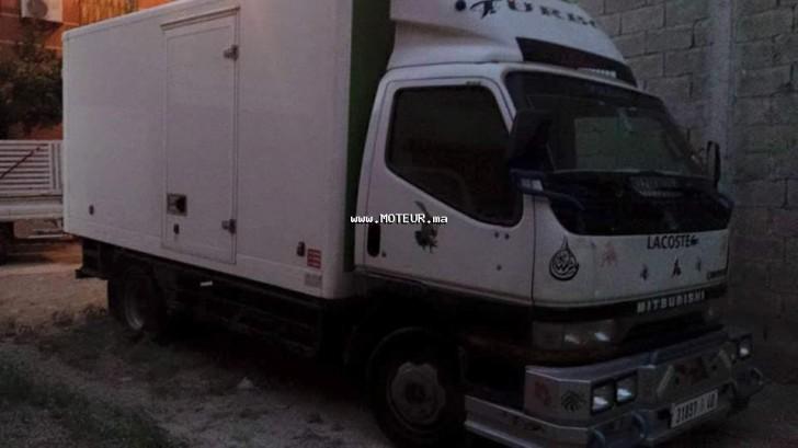 شاحنة في المغرب ميتسوبيتشي كانتير Vvv - 123101