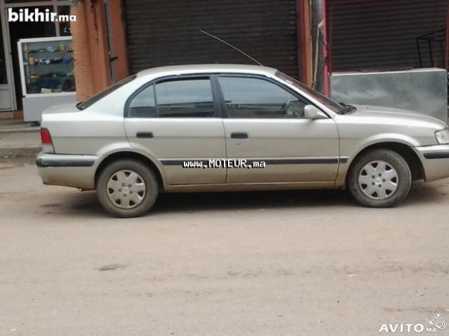 Toyota Tercel 2000 Essence 45342 Occasion 224 Casablanca Maroc