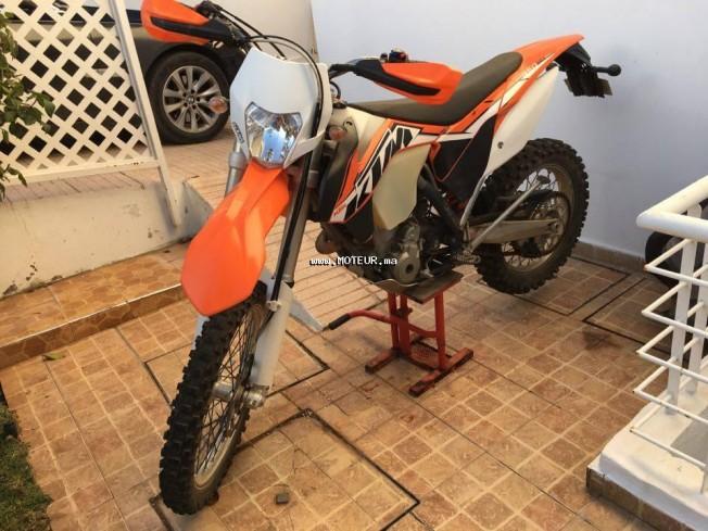 Moto au Maroc KTM Autre Moteur 1 cylindre, 4 temps - 132998