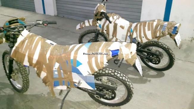 Moto au Maroc DERBI Senda 125 4t 125 4t - 132535