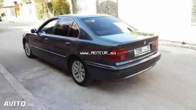 bmw serie 5 525 tds 1999 diesel 84390 occasion kenitra maroc. Black Bedroom Furniture Sets. Home Design Ideas