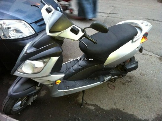 Moto au Maroc WANGYE Phantast 49 - 128008