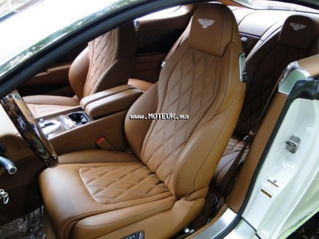 BENTLEY Continental gt occasion 109182