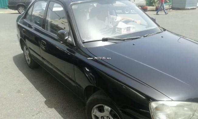 سيارة في المغرب HYUNDAI Accent - 107978