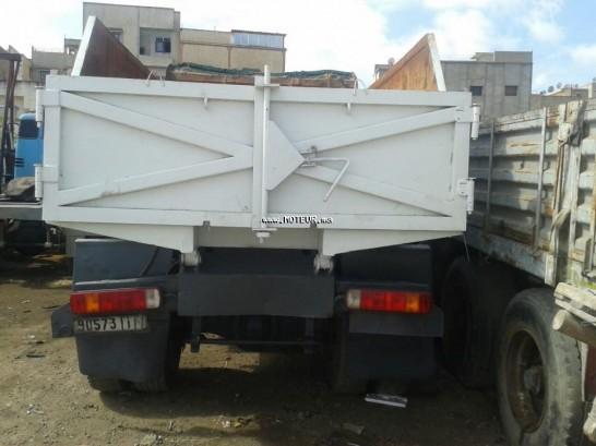 شاحنة في المغرب رونو بيني Midlum 210 - 123131
