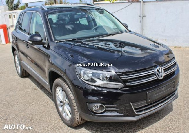 volkswagen tiguan 2016 diesel 90061 occasion rabat maroc. Black Bedroom Furniture Sets. Home Design Ideas
