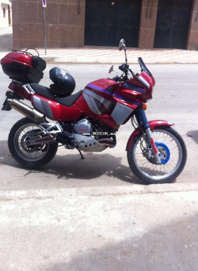 Moto au Maroc YAMAHA Xtz 750 - 130845
