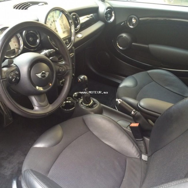 mini cooper cooper s 184 cv 2011 essence 61963 occasion casablanca maroc. Black Bedroom Furniture Sets. Home Design Ideas