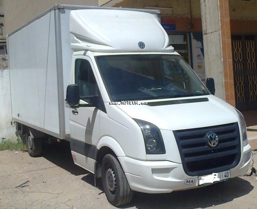 Camion au Maroc VOLKSWAGENCrafter - 121311