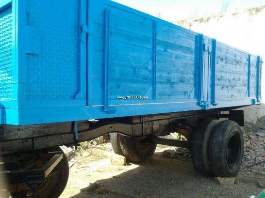 شاحنة في المغرب إفيكو ستراليس مقطورة الجرار - 123064