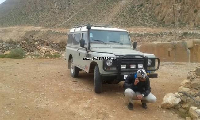 Voiture au Maroc LAND-ROVER Santana - 104018
