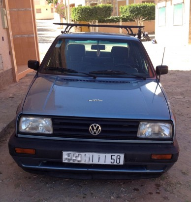 volkswagen jetta 1992 diesel 116657 occasion nador maroc. Black Bedroom Furniture Sets. Home Design Ideas