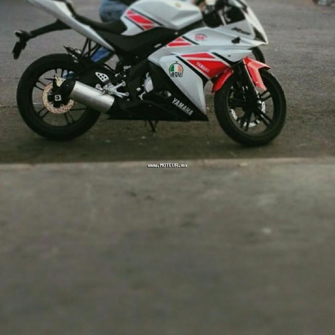 Moto au Maroc YAMAHA Yzf-r125 125 r - 132132