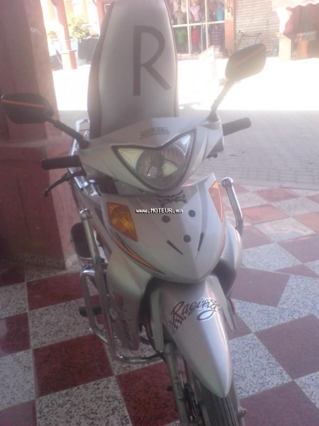 Moto au Maroc DOCKER Jialling Sky - 129224