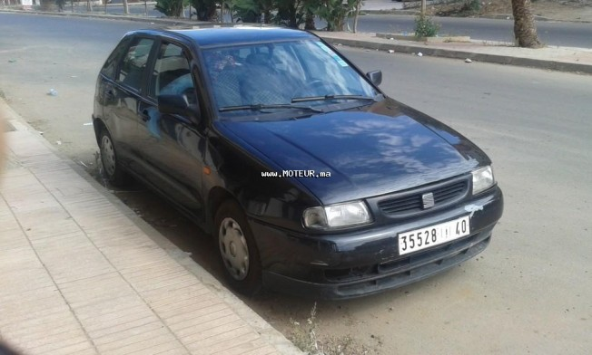 seat ibiza 1999 diesel 94057 occasion casablanca maroc. Black Bedroom Furniture Sets. Home Design Ideas